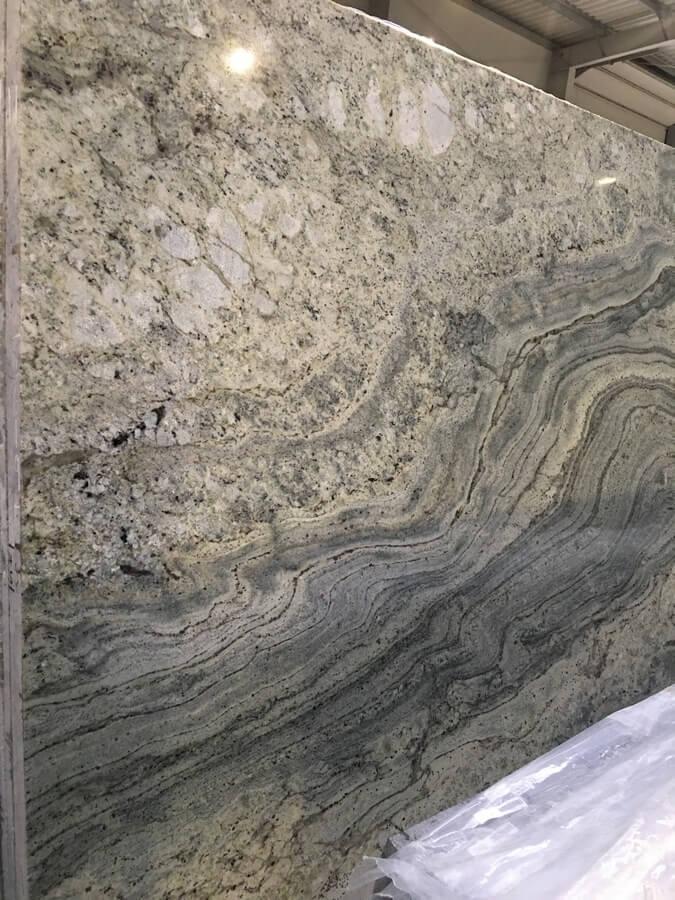 jurassic green granit