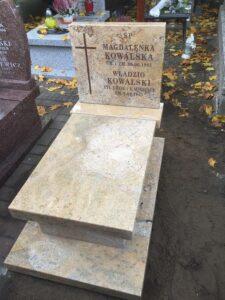 pomnik dziecięcy granitowy warszawa