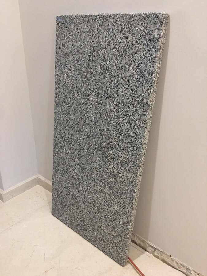 grzejnik granit kamienny